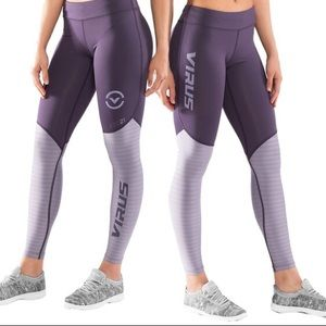 Virus Stay Cool Pant In Lavender